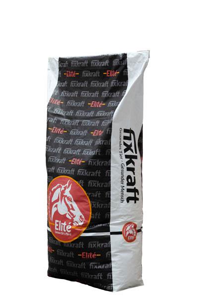 Fixkraft Elite Pferde-Futtersack weiß